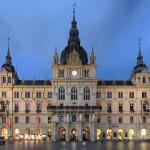 Graz, Austria, City tour